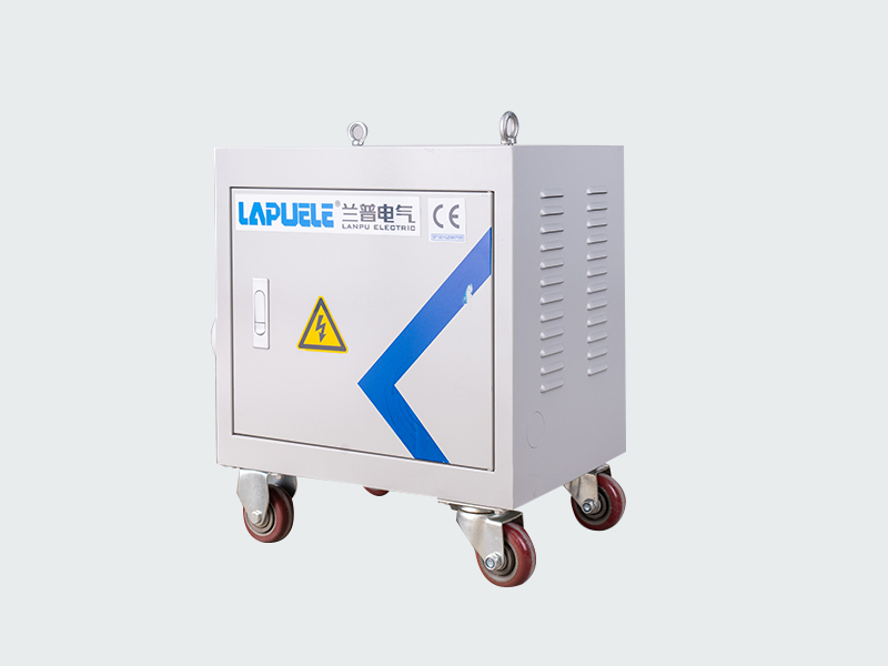 LSG (K)Three-phase dry transformer with protection series